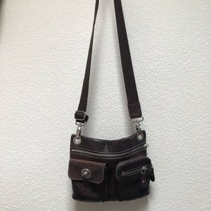 Handbags - 🔴Leather Crossbody Travel Bag